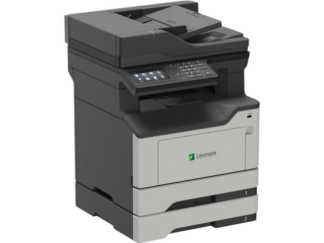 Lexmark MX421ADE (36S0700) Mono Multifunction Laser Printer - Newegg com