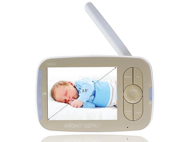 Interchangeable Optical Lens NO TAX!!! Infant Optics DXR-8 Video Baby Monitor