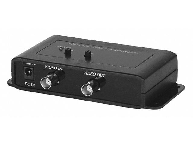 Replacement for Parts-VIDAMP 1 in 1 Out Video Amplifier