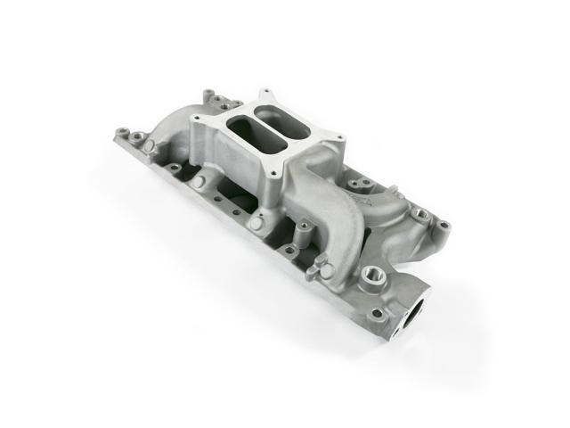 TSP Satin Ford Small Block Air Gap Aluminum Intake Manifold 84026 -  Newegg com