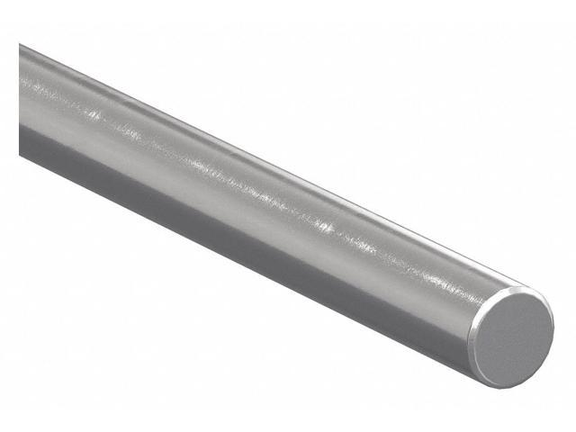 Shaft,1566 Steel,0.625 In D,36 In THOMSON QS 5//8 L 36