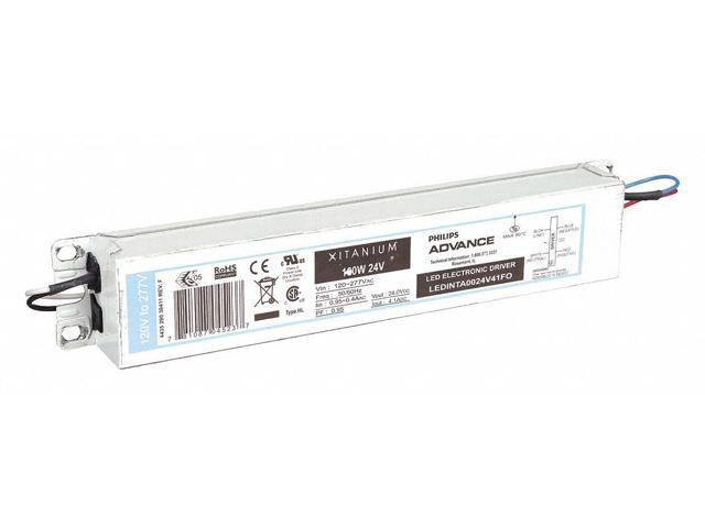 PHILIPS ADVANCE LEDINTA0024V41FO LED Driver 14-100 W 3.5-24 V