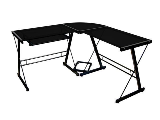 Peachy 3 Piece Soreno Desk By Walker Edison Newegg Com Interior Design Ideas Skatsoteloinfo