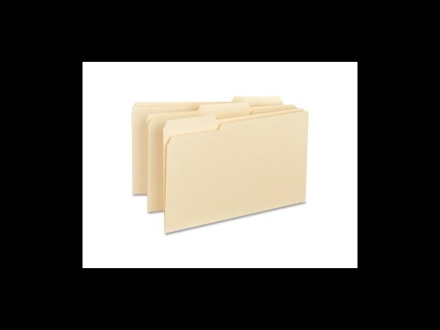 Business Source 43560 Interior File Folder 8 50