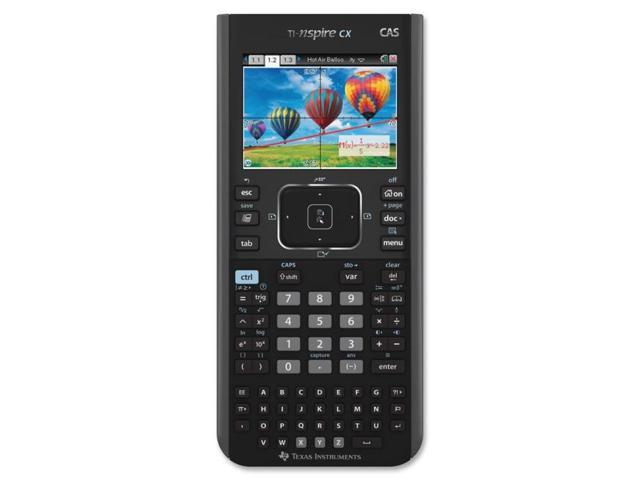 Texas Instruments TI-NSPIRE CX II CAS Graphing Calculator