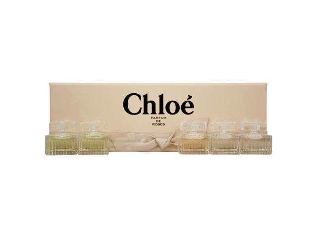 Chloe Parfum De Roses Miniature Collection By Parfums Chloe For
