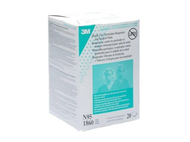 3m 1860 medical mask n95 small