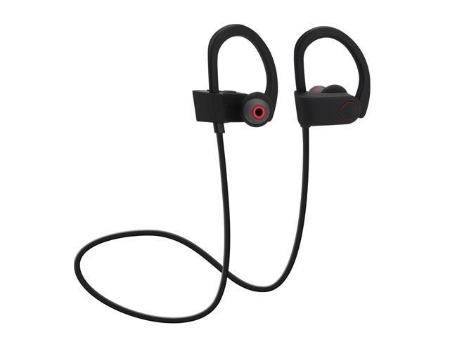Waterproof Bluetooth Earbuds Beats Sports Wireless Headphones Stay In Ear Design Newegg Com