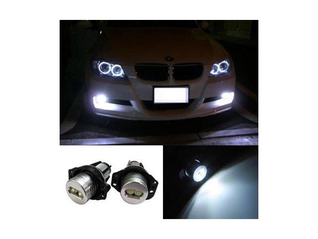 Fits BMW 3 Series E90 80w Clear Halogen Xenon HID Front Fog Light Bulbs Pair