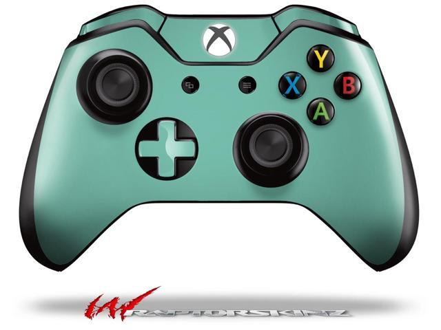 Solids Collection Seafoam Green - Decal Style Skin fits Microsoft XBOX One  Wireless Controller - CONTROLLER NOT INCLUDED - OEM - Newegg com