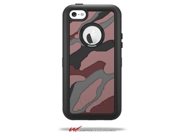 purchase cheap 8fce4 3e6d7 Camouflage Pink - Decal Style Vinyl Skin fits Otterbox Defender iPhone 5C  Case - (CASE NOT INCLUDED) - Newegg.com