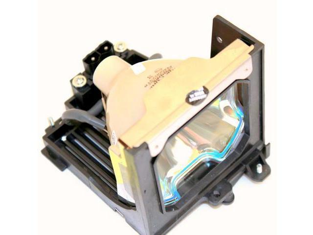 Power by Ushio Replacement Lamp Assembly with Genuine Original OEM Bulb Inside for SANYO POA-LMP109 Projector