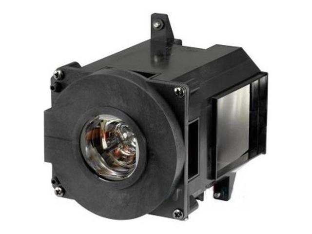NEC P501X Projector Housing with Genuine Original OEM Bulb