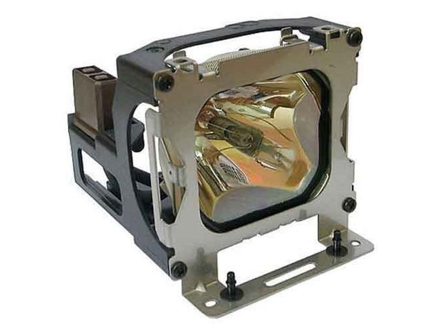 Replacement Lamp with Housing for VIEWSONIC PJ1060-2 with Ushio Bulb Inside