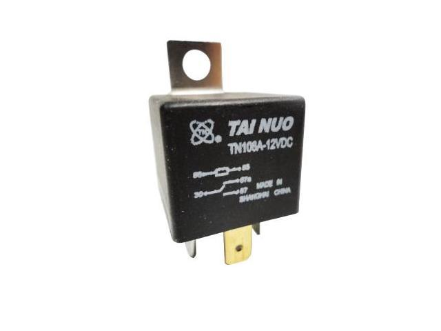 12 Volt 4 Pin SPDT Automotive Relay 30A/40A NO 12V (40-AMP ...  Pin Volt Relay Wiring on 40 amp relay, 4 prong relay, 5 pin 12 volt relay, 12 volt 30 amp relay, 12 volt latching relay, wire 12 volt relay, 12 volt 50 amp relay, yl 388 s relay, 4 pole 12v relay, 60 amp 12 volt relay, 12v 30a relay, 24 volt relay, 4 pin 28 volt relay,