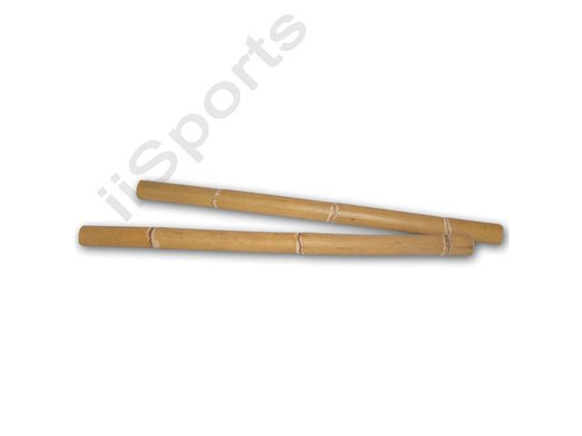 Pair of Martial Arts Escrima Rattan Arnis Sticks New in Package