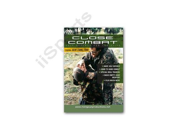 Close Combat Self Defense Elite Training DVD Tank Todd spec ops cqb mil New  #M78 - Newegg com