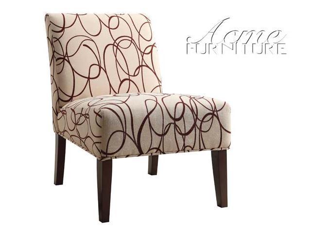 Groovy Aberly Accent Chair W Line Scribble Pattern In Beige By Gmtry Best Dining Table And Chair Ideas Images Gmtryco