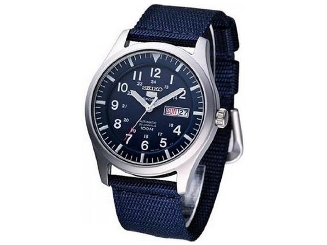 Seiko 5 Sports SNZG11K1 Automatic Watch - Newegg com