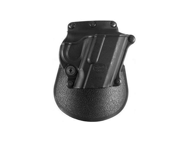 Fobus C21B Black Compact 1911 Style Yaqui Kahr P9//PM9//MK9//K9 Paddle Gun Holster