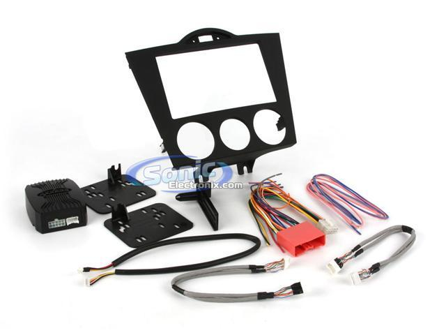 Metra 95-7510 Double DIN Installation Kit for 2004-2008 Mazda RX-8 Vehicles  - Newegg com