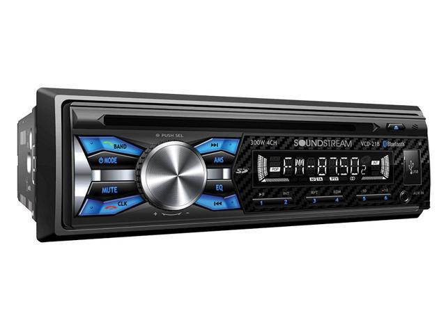 """NEW 6.2/"""" SOUNDSTREAM STEREO RADIO /& BLUETOOTH W// INTALL KIT FOR VOLKSWAGEN"""