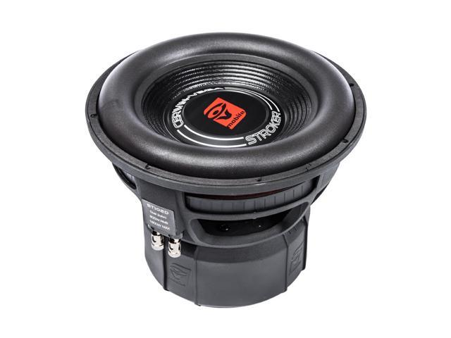 CERWIN VEGA ST102D Stroker 1600 Watts 2 Ohms//800Watts RMS Power Handling Max 10-Inch Dual Voice Coil