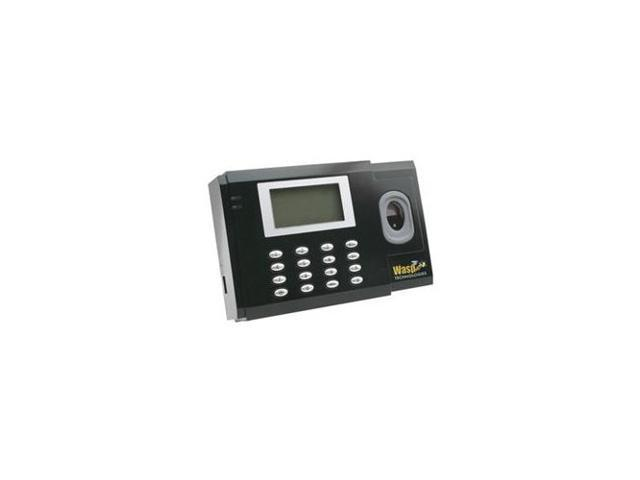Wasp 633808550592 WaspTime B1100 Biometric Time Clock with Biometric Time  and Attendance System(Pro) - Newegg ca