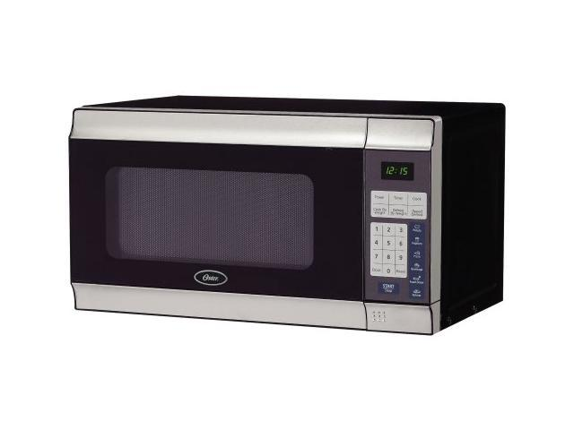Oster Am780ss 07 Cuft 700w Digital Microwave Oven Stainless Steel