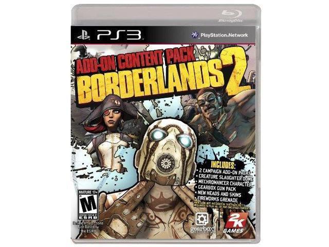 Borderlands 2 Add On Content PlayStation 3 - Newegg com