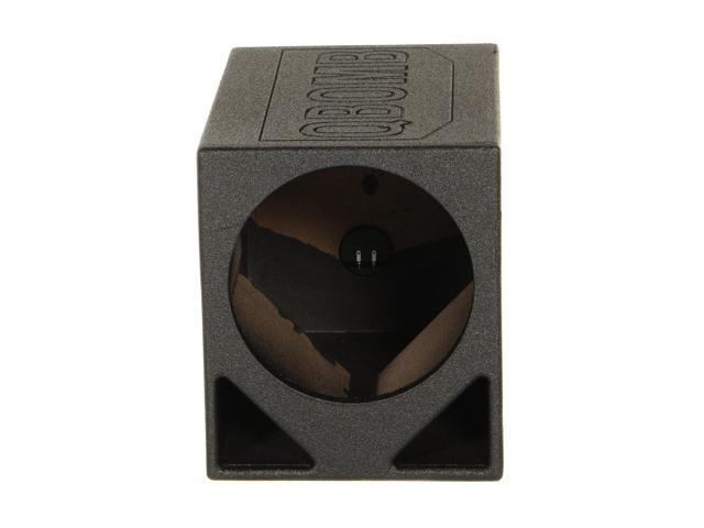 "NEW Qpower Single 12/"" Vented Woofer Box QHD112V"