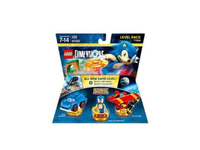Lego Dimensions Level Pack Sonic The Hedgehog Eidos Newegg Com