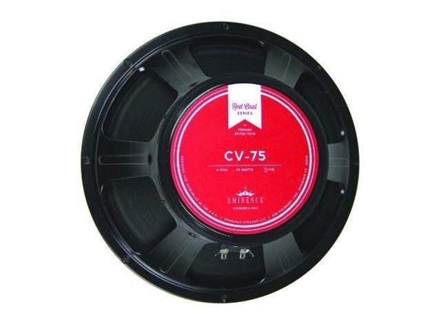 Eminence Cv75 15 Lead Guitar Speaker Newegg Com