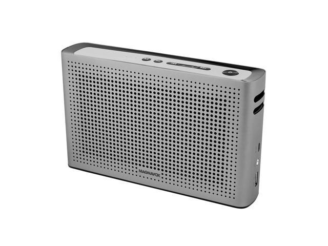 Magnavox Mma3631 Retro Portable Bluetooth Speaker With Usb Charger Newegg Com