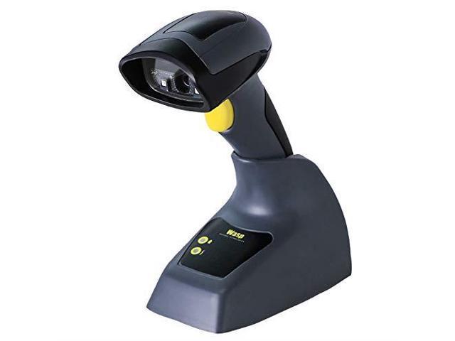 Wasp WWS650 Wireless 2D Barcode Scanner, Bluetooth, USB, Gray/Black -  633809002885 - Newegg ca