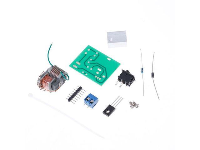 15KV 3 7V High Voltage Inverter Generator Spark Arc Ignition Coil Module  DIY Kit - Newegg com