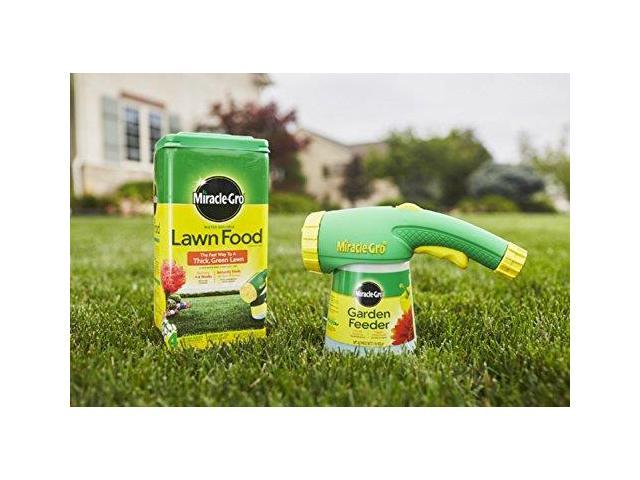 MiracleGRO Water Soluble Lawn Food 5 lbs Not Sold in MD NJ - Newegg com