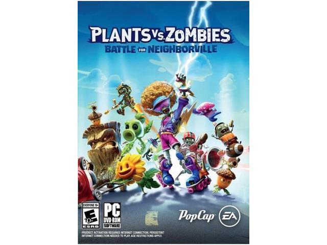Plants Vs Zombies Battle For Neighborville Dvd Pc Newegg Com