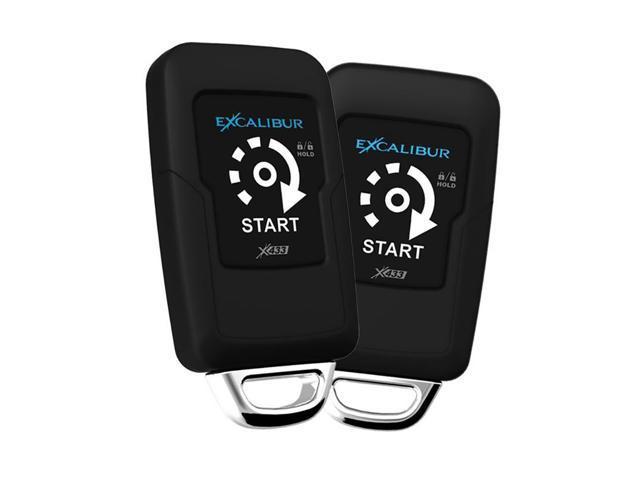 Excalibur 1 Button Remote Start