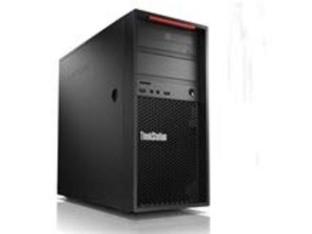 Lenovo ThinkStation P520c Tower Computer W-2123 16GB 512GB SSD W10 Nvidia P2200
