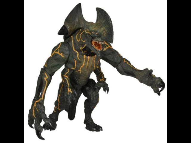 "NECA Pacific Rim Series 3 Trespasser Ultra Deluxe Kaiju sealed new deluxe 10/"""