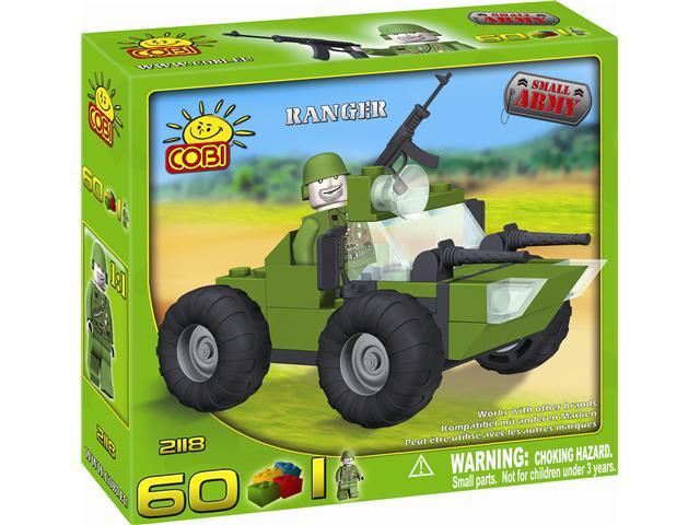 COBI Vehicle Ranger Small Army 2118