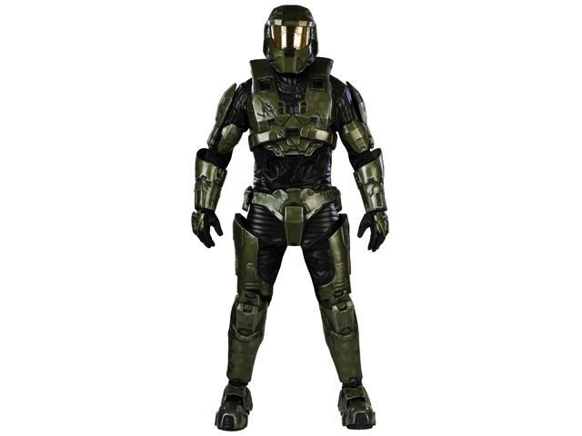 Halo 3 Master Chief Supreme Edition Adult Costume  sc 1 st  Newegg.com & Halo 3 Master Chief Supreme Edition Adult Costume - Newegg.com