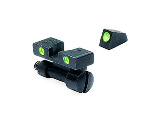 Meprolight Tru-Dot Sight, Fits S&W K, L, N Frame, Green/Green ...