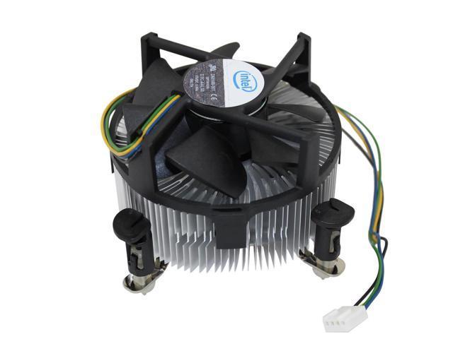 Intel OEM Replacement Fan For LGA 775 CPU Heatsink 4 Pin PWM D34017-001