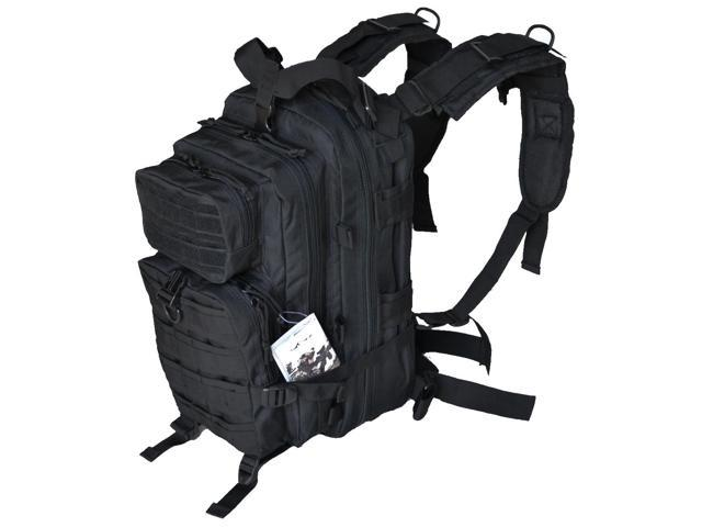 960c6e612aba Every Day Carry B3-BK Explorer Bag Backpack - Black - Newegg.com