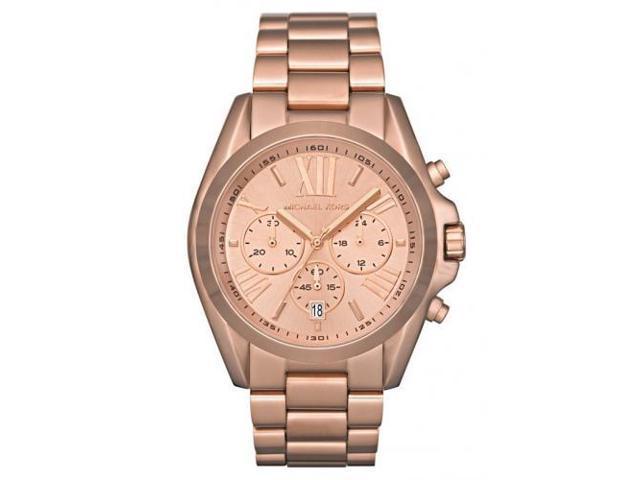 Michael Kors Bradshaw Chronograph Rose Gold tone Watch MK5503