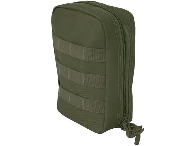 Every Day Carry Tactical IFAK First Aid Kit MOLLE Medical Pouch - Olive  Drab - Newegg com