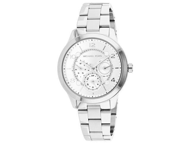 Michael Kors Women's Runway Watch Quartz Mineral Crystal MK6587