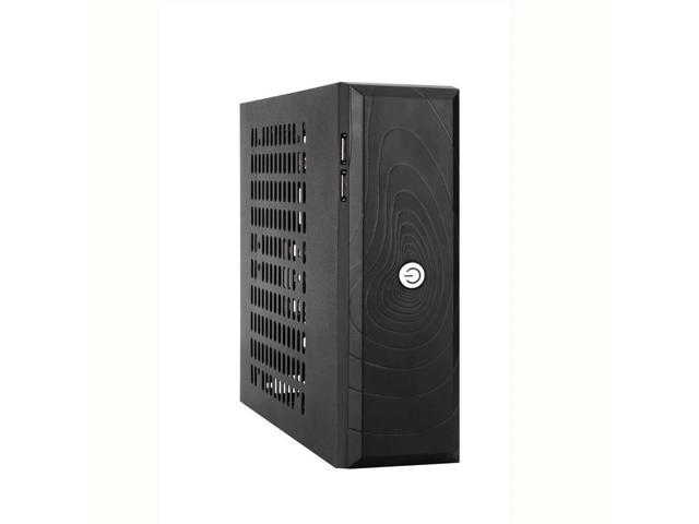 Itx Mini Desktop Empty Chassis Gamer Case Computer Safe Cabinet Full Tower Mini Thin Itx Desktop Gaming Empty Chassis Usb Case Newegg Com